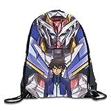 Gundam 機動戦士ガンダム ジムサック バッグ ナップサック マルチバッグ ジムサック 防水仕様 サイクル スポーツ 通勤 登山 巾着袋 アウトドア 軽量 男女兼用