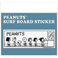 ピーナッツ(Peanuts) サーフステッカー (SNP-0055) Z-180SNP-0055