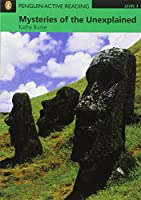 Penguin Active Reading: Level 3 Mysteries of the Unexplained (CD-ROM Pack) (Penguin Active Readers, Level 3)
