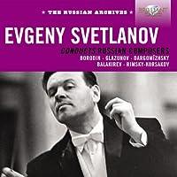 スヴェトラーノフ ロシアの作曲家による作品集