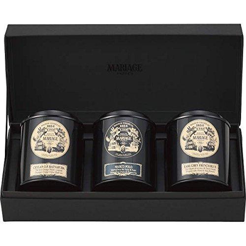 マリアージュフレール 紅茶3銘柄の贈り物 NGS-5