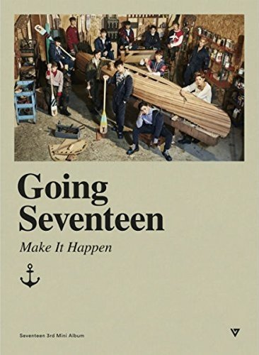 Seventeen 3rdミニアルバム - Going Seventeen (Version B - Make It Happen)