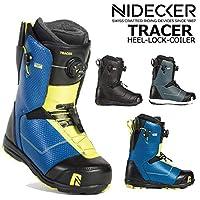 18-19 NIDECKER ナイデッカー ニデッカー TRACER トレーサー BOA ボア メンズ ブーツ スノーボード 2019 27.0cm NEON