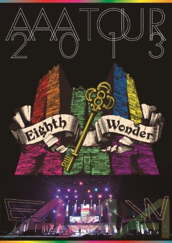 AAA TOUR 2013 Eighth Wonder (2枚組DVD)