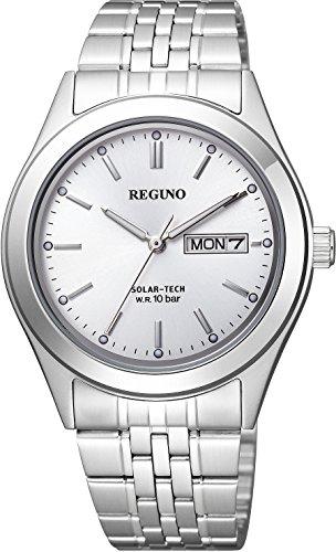 [シチズン]CITIZEN 腕時計 REGUNO リングソーラー KM1-113-11 メンズ