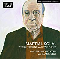 Solal: Piano Works
