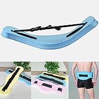 GEZICHTA 水泳ツール 水泳安全トレーニング補助 大人と子供用 フローティングウエストベルトフォームボード