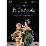 ロッシーニ:歌劇「チェネレントラ」または「真心の勝利」[DVD 2枚組]