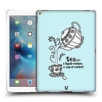 Head Case Designs リキッド・ウィズダム ティータイム iPad Pro 12.9 (2015) 専用ハードバックケース