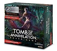 (ウィズキッズ) Wizkids 魂を喰らう墓 Tomb of Anihilation (プレミアムエディション) ボードゲーム