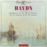 JOSEPH HAYDN - 1732-1809 (1 CD)
