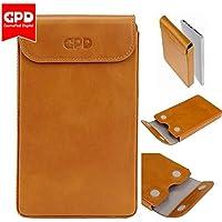 [正規品] GPD Pocket GPD社純正レザーケース(合成皮革)ナチュラルブラウン [正規輸入品]
