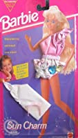Barbie SUN CHARM FASHIONS w CHARMS Bracelet For YOU! (1993 Easy To Dress) [並行輸入品]