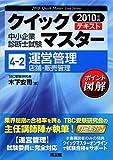 運営管理 店舗・販売管理〈2010年版〉 (中小企業診断士試験クイックマスターシリーズ)