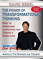 Transformational Thinking - How to Overcome Limitations and Create a Great Life - Seminars On Demand Personal Development Training Video - Speaker David Essel - Includes Streaming Video + DVD + Streaming Audio + MP3 Audio - Compatible with All Devices【DVD】 [並行輸入品]