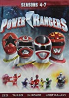 Power Rangers: Season 4-7 [DVD] [Import]