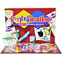 Imatchination - The Furious Board Game of MatchPlay