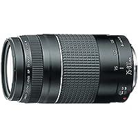 Canon EFレンズ EF75-300mm F4-5.6 IIIズームレンズ 望遠 並行輸入品