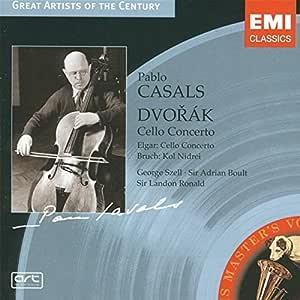 Dvorak/Elgar: Cello Concertos