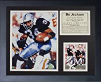 Legends Never Die Bo Jackson Framed Photo Collage