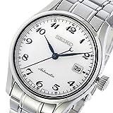 セイコー SEIKO プレサージュ PRESAGE 自動巻き メンズ 腕時計 SPB035J1 ホワイト[並行輸入品]
