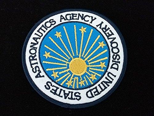 2001年宇宙の旅 ディスカバリー号 ミッションワッペン