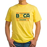 CafePress Seinfeld Boca College Humor - 100% Cotton T-Shirt
