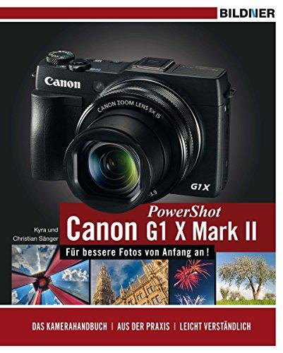 Canon PowerShot G1 X Mark II -...