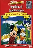 Topolino E Il Fagiolo Magico - Conta E Leggi Divertendoti [Italian Edition]