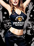 LIVE IN U.S.A.~at 1st Mariner Arena July 31,2004~ [DVD] 画像