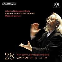 Bach: Cantatas, Vol. 28 (2005-09-27)