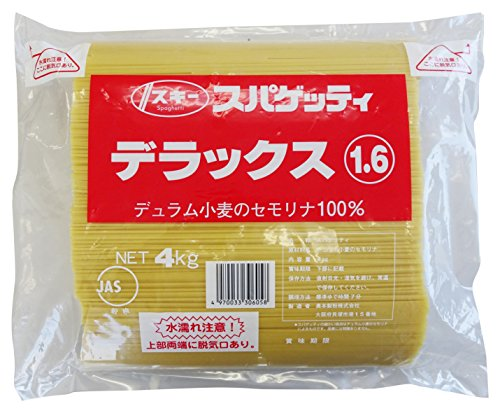 デラックススパゲッティ 1.6mm(4kg)
