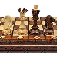 Chess Set - Junior European International - Handcrafted in Poland