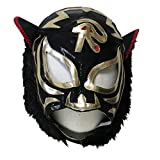 暗黒の虎 二代目 ブラックタイガー レプリカマスク byアレナメヒコ