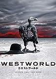 ウエストワールド 2ndシーズン DVD コンプリート・ボックス (初回限定生産/1~10話/3枚組/トレーディングカード(9種類)付)