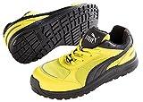 PUMA 靴 PUMA[プーマ]安全靴【Sprint Yellow Low】(プーマセーフティ・スニーカー タイプ)《012-No.64.332.0》