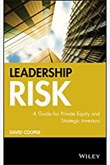 Leadership Risk: A Guide for Private Equity and Strategic Investors Kindle Edition