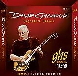 ghs エレキギター弦 David Gilmour Signature/デビッド・ギルモア ミディアムスケール(ギブソン)用 10.5-50 GB-DGG