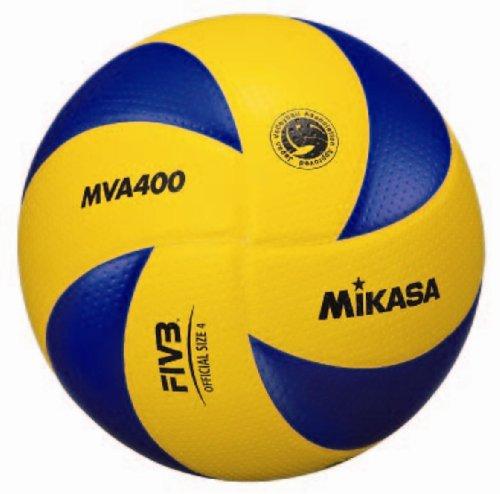 バレーボール 検定球4号 MVA400 1球 MG MVA400 ミカサ