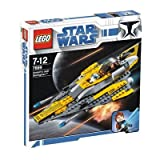 レゴ (LEGO) スターウォーズ アナキンのスター・ファイター 7669