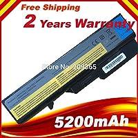 Laptop Battery L09M6Y02 L10M6F21 L09S6Y02 L09L6Y02 For Lenovo G460 G465 G470 G475 G560 G565 G570 G575 G770 Z460