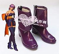 COSPATIO 166 Dead or Alive デッド・オア・アライヴ Ayane あやね コスプレ靴 cosplay コス 靴 ブーツ 下駄 ハイヒール シューズ (25cm)