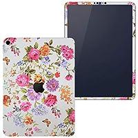 igsticker iPad Pro 11 inch インチ 対応 apple iPad Pro11 シール アップル アイパッド A1934 A1979 A1980 A2013 iPadPro11 全面スキンシール フル 背面 側面 正面 液晶 タブレットケース ステッカー タブレット 保護シール 人気 花 フラワー カラフル 003412