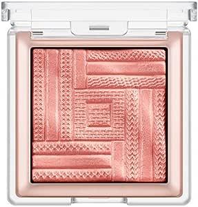 MISSHA Satin Ital Prism Blusher (# Pink Village) / ミシャ サテンイタルプリズム チーク ブラッシャー [並行輸入品]