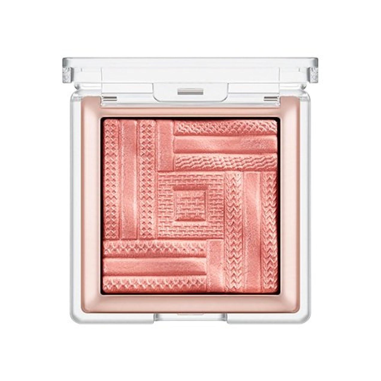 何故なの溝ナラーバーMISSHA Satin Ital Prism Blusher (# Pink Village) / ミシャ サテンイタルプリズム チーク ブラッシャー [並行輸入品]