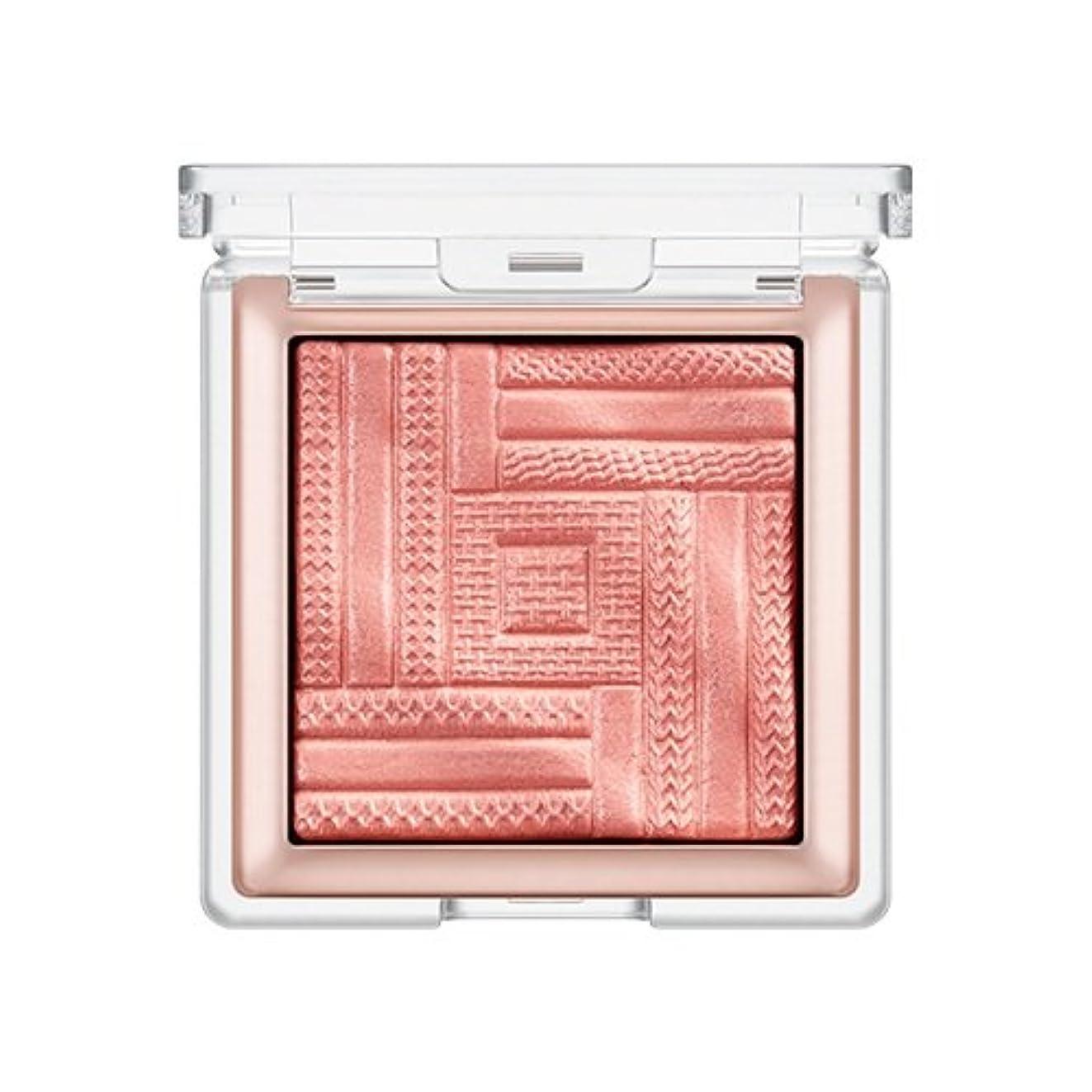 批評スチール復活させるMISSHA Satin Ital Prism Blusher (# Pink Village) / ミシャ サテンイタルプリズム チーク ブラッシャー [並行輸入品]