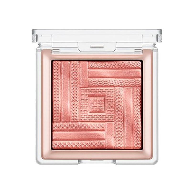 ファイバエントリリンスMISSHA Satin Ital Prism Blusher (# Pink Village) / ミシャ サテンイタルプリズム チーク ブラッシャー [並行輸入品]
