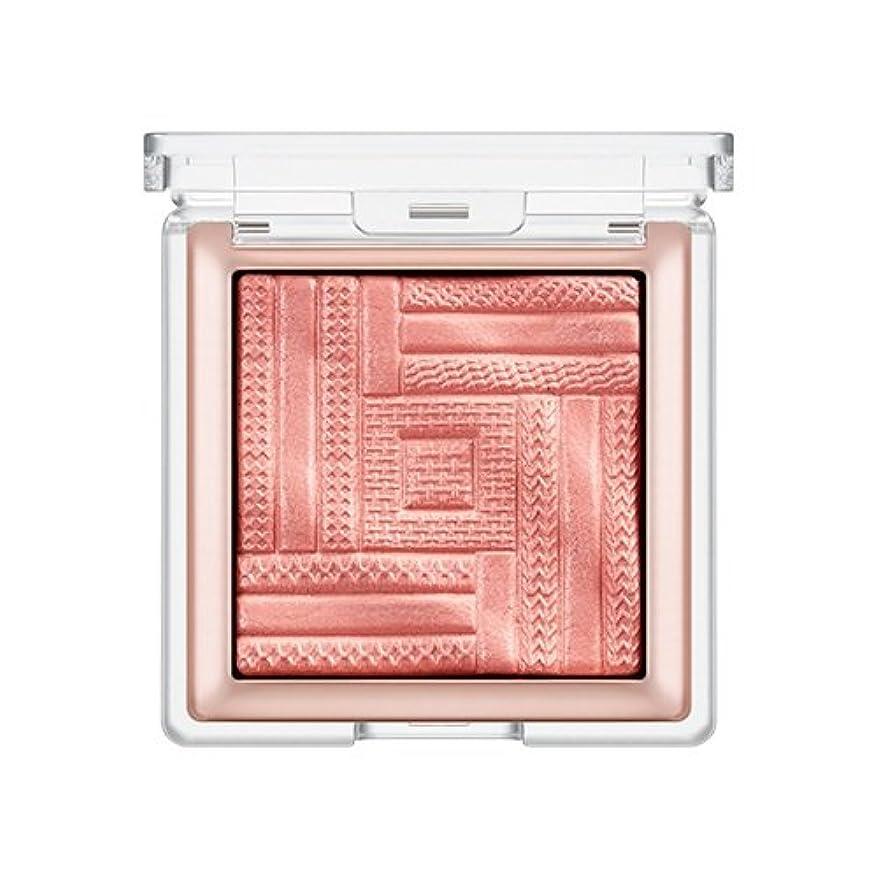 批判道徳ぼかしMISSHA Satin Ital Prism Blusher (# Pink Village) / ミシャ サテンイタルプリズム チーク ブラッシャー [並行輸入品]