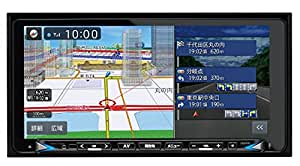 Clarion(クラリオン) MAX776W Smart Accessリンク スーパーワイド7.7型UWVGA 地上デジタルTV/DVD/SD 200mm AVナビゲーション MAX776W