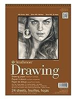 Strathmore 400 Drawing Pad 9X12 6/Pk [並行輸入品]